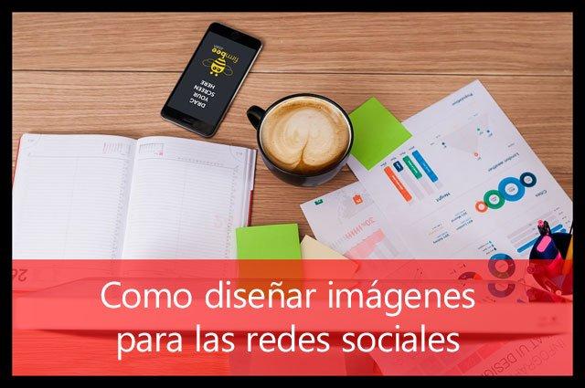 Diseñar imágenes para las redes sociales